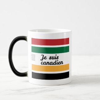 Caneca Morphing (francesa) geral canadense