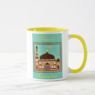 Caneca Muçulmanos de Ramadan Eid Mubarak islâmicos