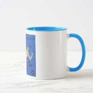 """Caneca Mug """"Constelação de Andromède """""""