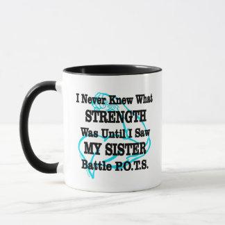 Caneca Muscle/I nunca conheceu… a irmã