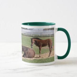 Caneca Não antes que eu tive meu café!