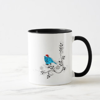 Caneca Natal do Bluebird!