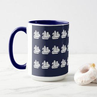 Caneca Navios de navigação