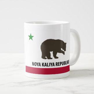 Caneca nova da república de Califórnia