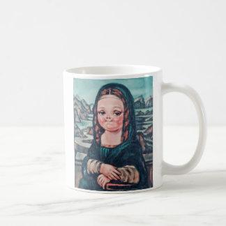 Caneca nova de Mona por contos do lixo