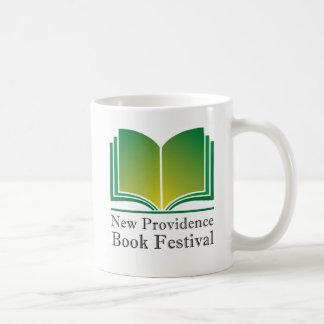 Caneca nova do festival do livro do providência