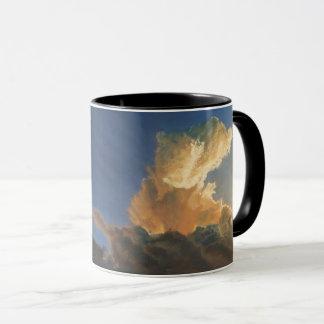 Caneca Nuvens em meu café