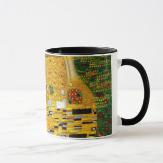 Caneca O beijo por Gustavo Klimt