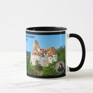 Caneca O castelo de Dracula da visita