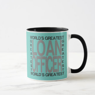Caneca O grande agente de crédito dos mundos