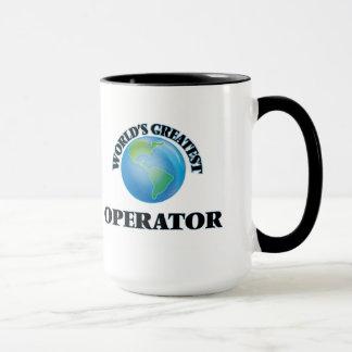 Caneca O grande operador do mundo