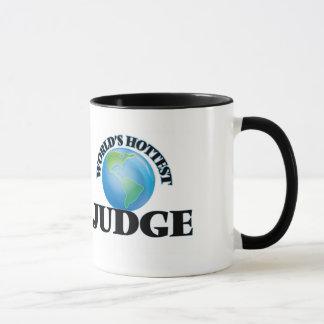Caneca O juiz o mais quente do mundo