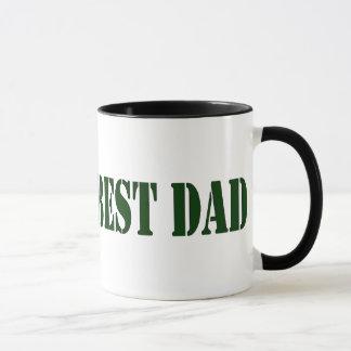 Caneca O melhor pai do mundo