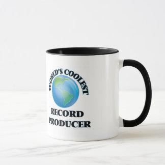 Caneca O produtor gravado o mais fresco do mundo