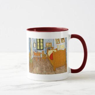 Caneca O quarto de Van Gogh