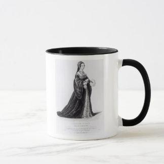 Caneca O retrato de Catherine gravou por Hargrave