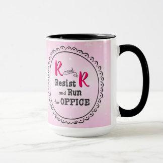 Caneca O rosa resiste e funciona para o escritório