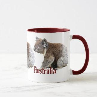 Caneca Objectivas triplas do Koala