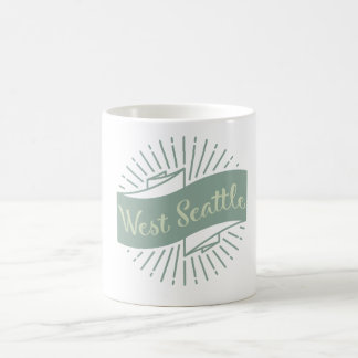 Caneca ocidental de Seattle