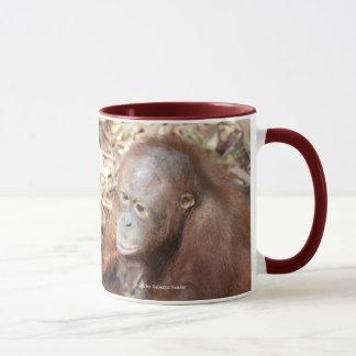 Caneca Orangotango OFI de Malcolm