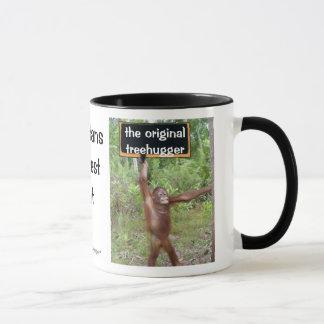 Caneca Orangotango Treehugger