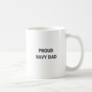 Caneca orgulhosa do pai do marinho