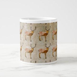 Caneca ornamentado do teste padrão do fanfarrão do jumbo mug
