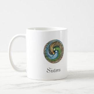 Caneca pagã das irmãs