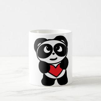 Caneca Panda apaixonado