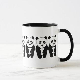 Caneca Panda-monium