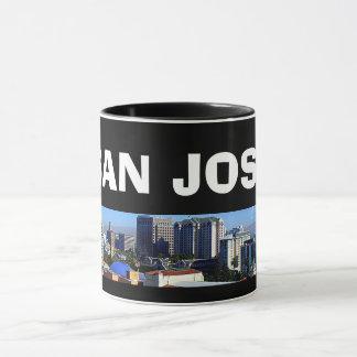 Caneca panorâmico de San José