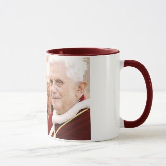 Caneca Papa Bento XVI