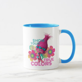 Caneca Papoila dos troll | - mostre suas cores