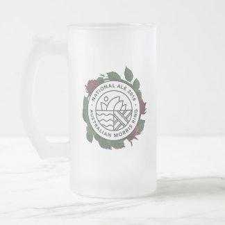 Caneca para cerveja nacional do vidro da cerveja