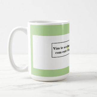 Caneca para chá - calma