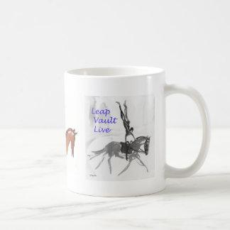 Caneca para Vaulters equestres