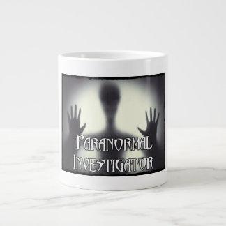 Caneca Paranormal do jumbo do fantasma do