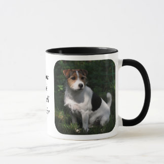 Caneca Parson Jack Russell Terrier