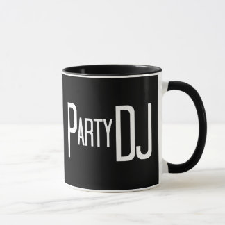 Caneca Partido DJ corajoso