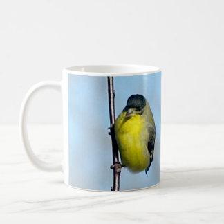 Caneca - passarinho da manhã