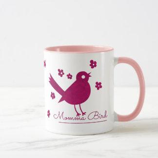 Caneca Pássaro bonito de Momma