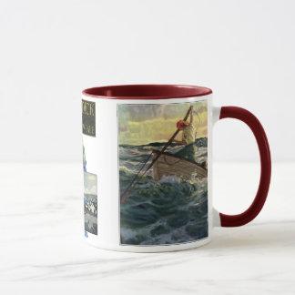 Caneca Pau de Moby ou a baleia branca #4
