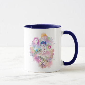Caneca Período | Harry, Hermione, & Ron Waterc de Harry