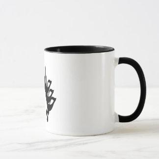 Caneca persa do chá