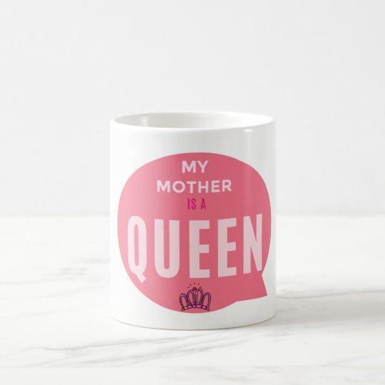 Caneca personalizada para o dia das mães!