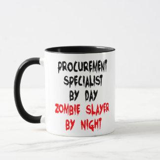 Caneca Piada do zombi do especialista da obtenção