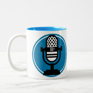 Caneca Podcasting do Ricochet