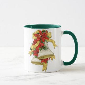 Caneca Poinsétia Bels do Natal