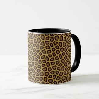 Caneca Pontos de Jaguar
