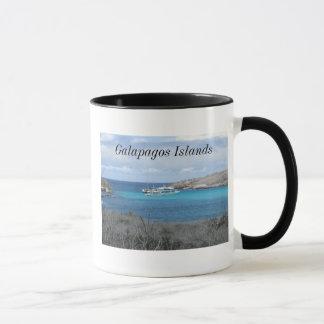 Caneca Praia das Ilhas Galápagos